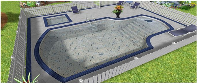 Swimming Pool Overflow Drainage Grating
