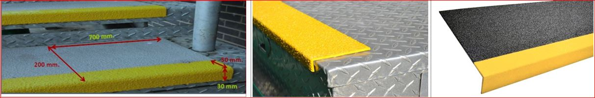 Stair Tread Nosing Step Cover