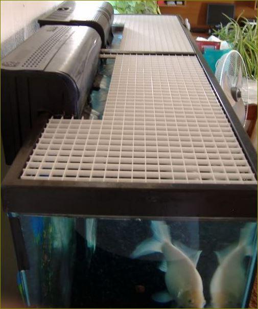 แผงระแนงบังตาหน้ากากอาคาร EggCrate Screengrille ตะแกรงกั้นช่องแสงบังไฟระบายอากาศ