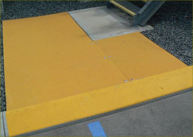 Non-Slip resistance frp Stair Ladder Tape เทปกันลื่น เทปกั้นเขต เทปตีเส้น เทปสะท้อนแสง