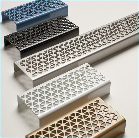 Twist Serrated Non-slip/skid Steel Grating ตะแกรงแสตนเลสเหล็ก