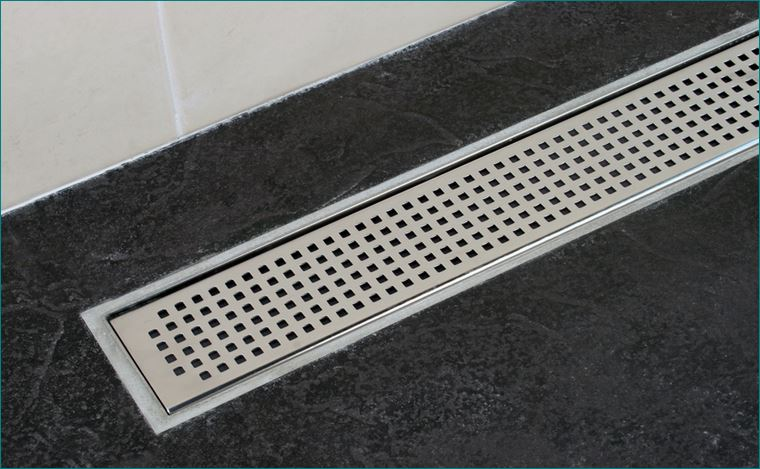 ตะแกรงเหล็กแสตนเลสฝาปิดบ่อครอบท่อพักระบายน้ำ Serrated slippery resistance Steel Grating