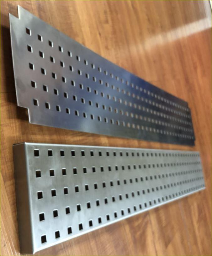 Stainless Aluminium Expanded Metal Grating ฝาตะแกรงเกรตติ้งบ่อพักแผ่นพื้นคอนกรีตสำเร็จรูประบายน้ำ