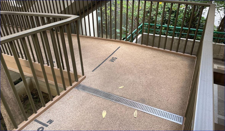 ราคาฝาบ่อพักแผ่นพื้นคอนกรีตสำเร็จรูประบายน้ำ Stainless Aluminium Expanded Metal Grating