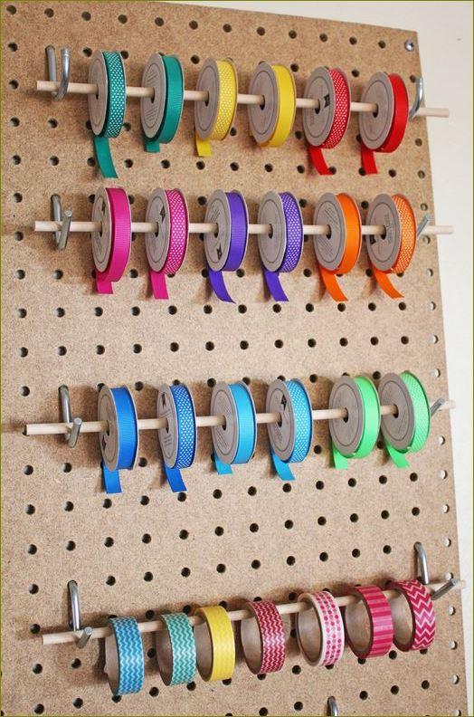 กระดานเป๊กบอร์ด Hooks toolhookpegboardshelf ฮุกตะขอลวดขาแขวนเพ็คบอร์ด