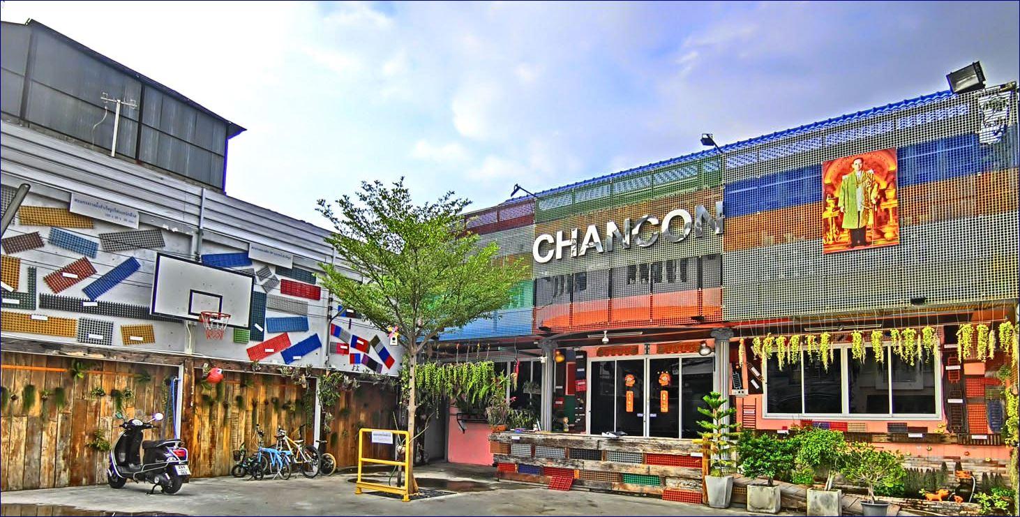 GratingThai-Chancon frp Steel manhole cover ราคาตะแกรงเหล็ก