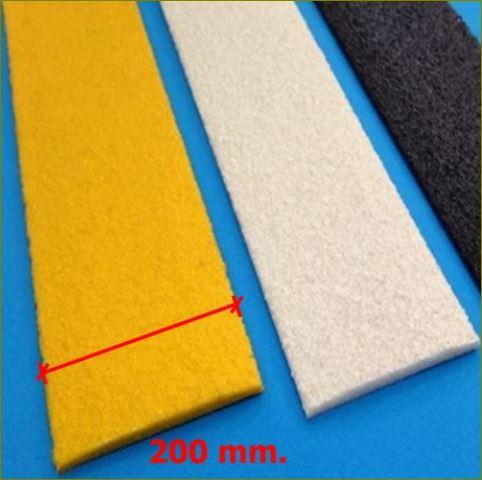 anti-Slip Tape FRP Stair Tread Nosing แผ่นปิดพื้นผิวกันลื่น ทดแทนเทปกันลื่น