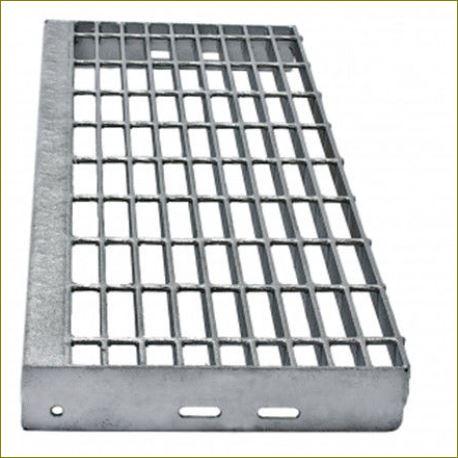 เกรตติ้งระบายน้ำตะแกรงเหล็กฉีกแผ่นเจาะรู  Aluminium Expanded MetalGrating เกรตติ้งระบายน้ำตะแกรงเหล็ก