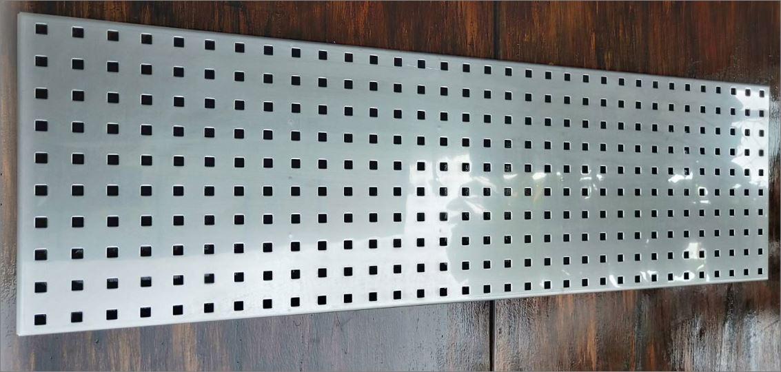 เกรตติ้งระบายน้ำตะแกรงเหล็กฉีก  Aluminium Expanded MetalGrating