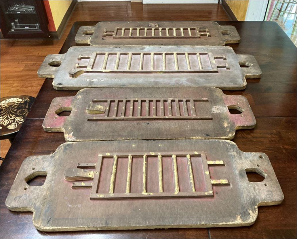 Mould Curbed Side Drainage Grating ตะแกรงดักขยะคันหิน Scupper