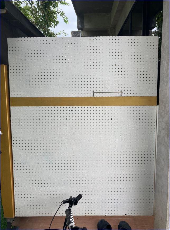 แผ่นโลหะฉลุลายตกแต่งเลเซอร์  บานหน้าต่างประตูหน้าบ้านสำนักงานโรงแรม  CNC Laser Cut Security Front Home Door