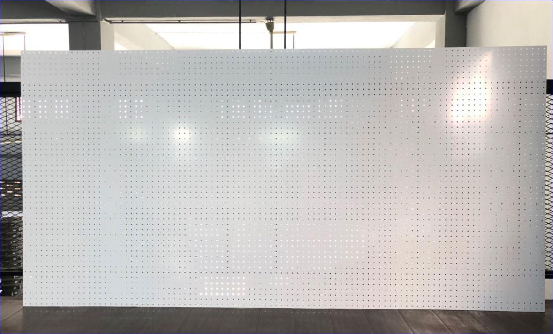 Smart Modern Stainless Linear Shower Floor Drainage Grating แผ่นเกรตติ้งเจาะรู รางระบายน้ำ